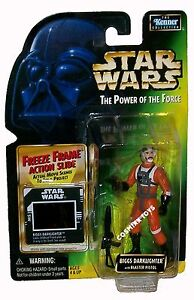 Star Wars POTF2 Biggs Darklighter