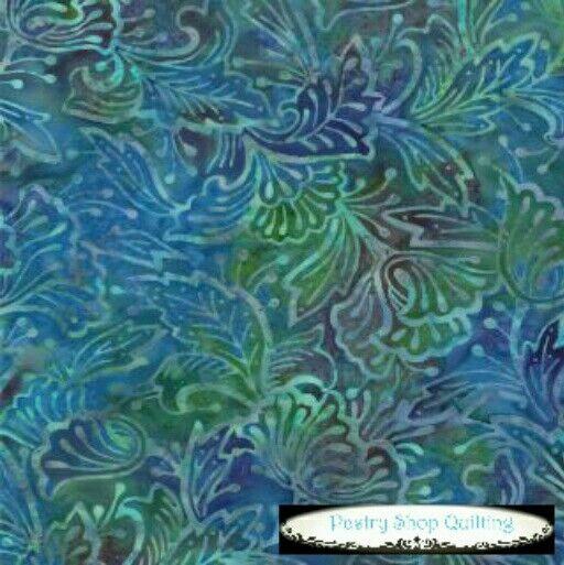 MODA Fabric ~ SUN DRENCHED BATIKS ~ by the 1//2 yard 4326 41 Midnight