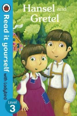 1 of 1 - Hansel and Gretel - Read it Yourself with Ladybird: Level 3 by Penguin Books Ltd