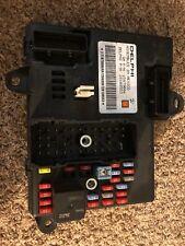 corvette c6 bcm body control module fuse box 25879086 ebay 1980 corvette fuse box 2008 corvette z06 body control module with fuses relay 25879086 c6 bcm