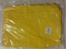"Magid SC1815 Econowear PVC Disposable Shoe Cover 12"" Length Yellow Case Of"