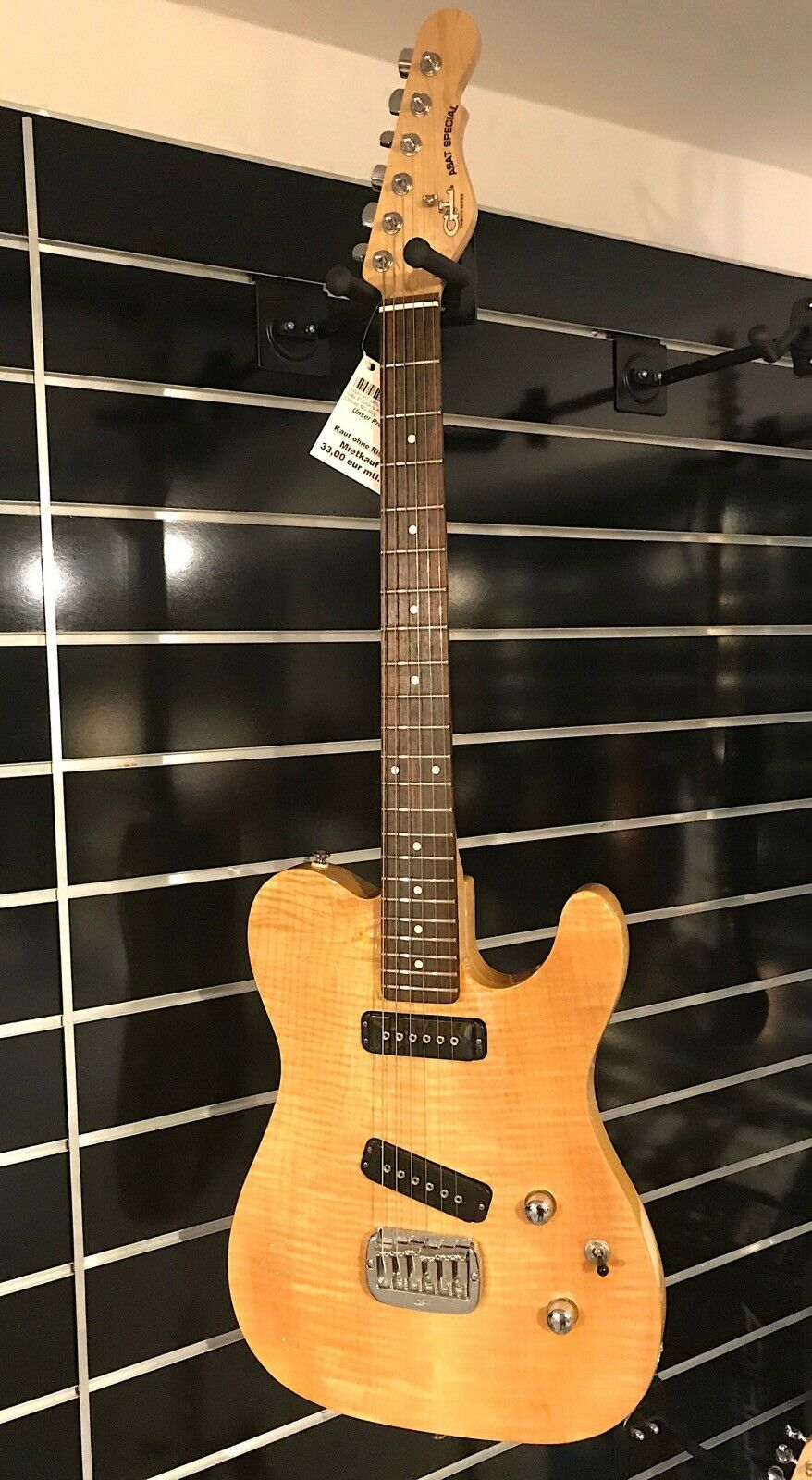 G&L Asat Special Deluxe NG-RW Tribute-Serie E-Gitarre