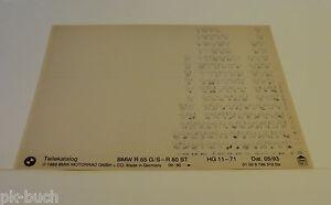 Microfich-Catalogo-parti-di-ricambio-BMW-R-65-G-S-R-80-ST-STAND-05-1993