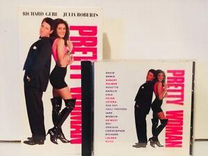 Pretty Woman 1990 Film Vhs And Soundtrack Cd W Julia Roberts Richard Gere Ebay