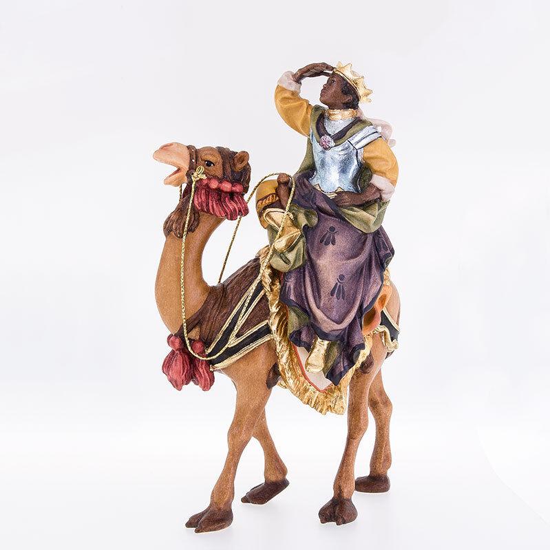 Original Lepi Heimatliche Krippe König König König  mit Pferd 24041 Hammer Preis | Verwendet in der Haltbarkeit  69be40
