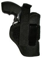 Usa Mfg 38 Special Taurus Model 85 Pistol Holster Inside Pants .38 Revolver
