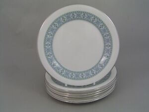 SET-OF-SIX-ROYAL-DOULTON-COUNTERPOINT-6-1-2-034-SIDE-PLATES