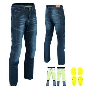 Mens-Motorcycle-Jeans-Motorbike-Pant-Denim-Trousers-CE-Armoured-Made-with-Kevlar