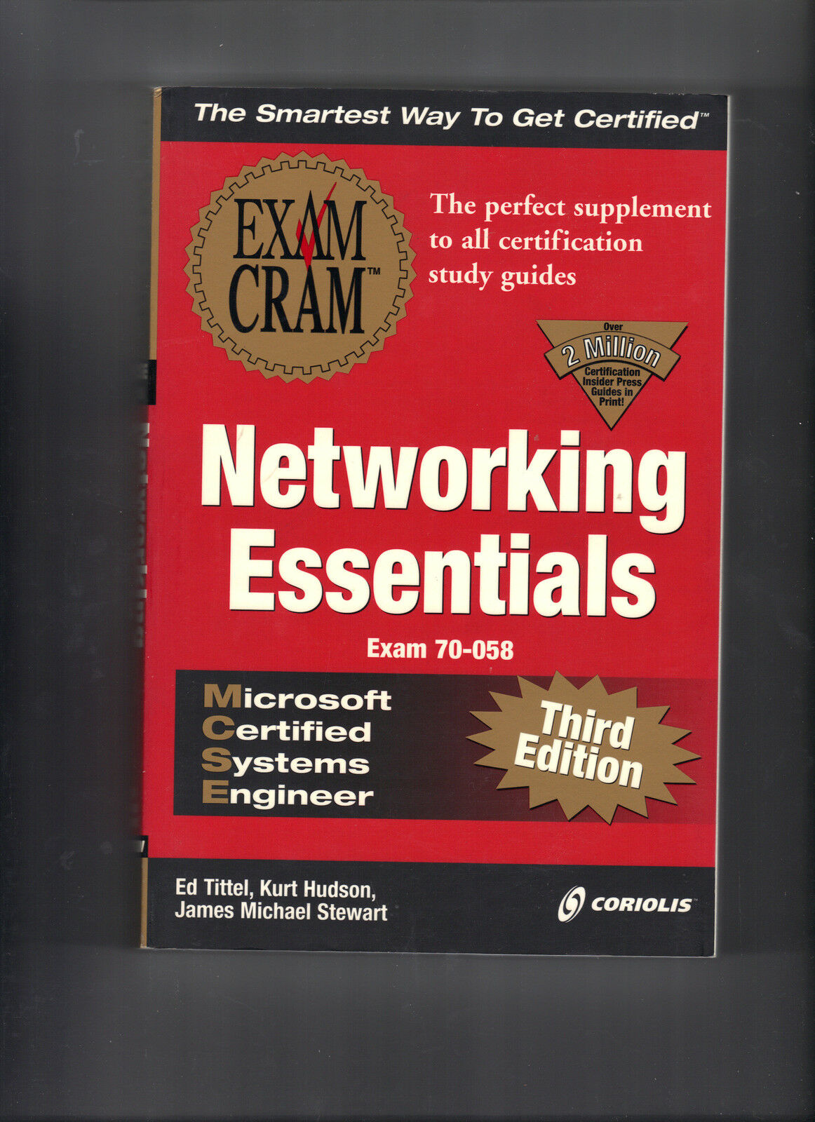 Buy Microsoft Certified Systems Engineer Mcse Networking Essentials