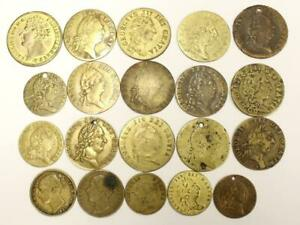 1701-1837-Great-Britain-Gaming-Counter-Tokens-20-tokens-see-list