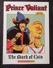2002 PRINCE VALIANT v.45 Hal Foster NM Mark of Cain Fantagraphics 1st Ed.