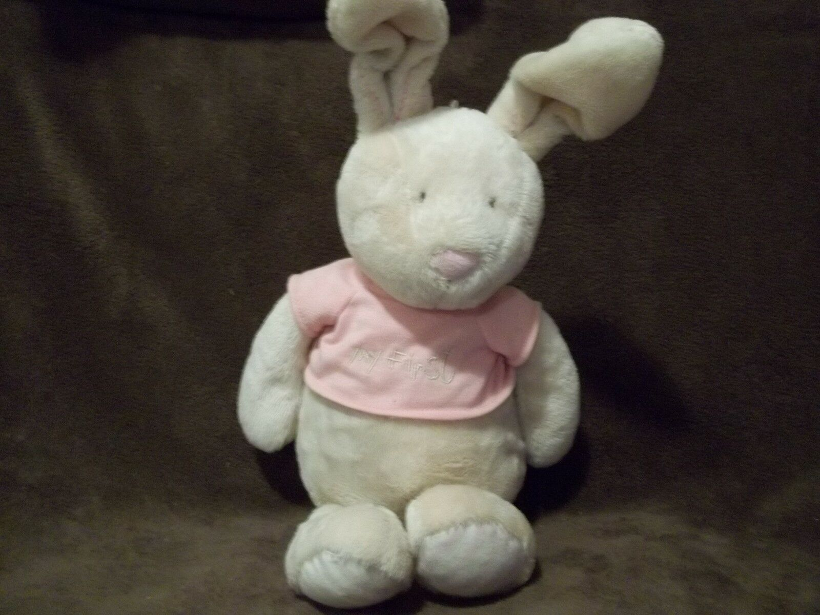 MOTHERCARE   MY FIRST   BUNNY SOFT TOY