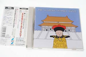 THE ACADMEMY AWARDED MUSIC SRCS 6547 CD JAPAN OBI A12571