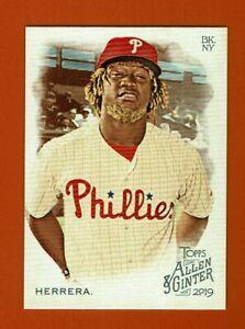 2019-Topps-Allen-amp-Ginter-Odubel-Herrera-246-Philadelphia-Phillies
