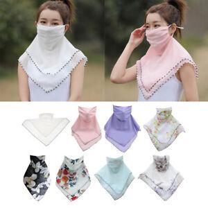 Femmes-demi-visage-masque-echarpe-bouche-couverture-exterieure-protection-UV