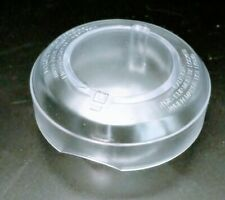 GENUINE Vitamix 5200 Replacement Rubber Lid /& Clear Cap Cover 64 OZ Pitcher