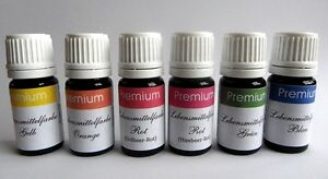 6er-SET-PREMIUM-Lebensmittelfarbe-extra-hochkonz-Gelb-Orange-2x-Rot-Blau-Gruen