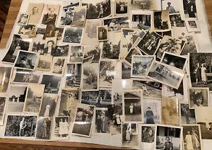 Rare Vintage California Cal CA USA Lot of 100 Original Photos from Slides on CD