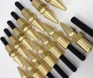 BB Chevy BBC 396 427 454 502 Chrome Oil Pan Bolt Set Bolts Kit Mini Nuts Studs