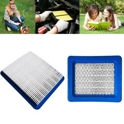 10Pcs Air Filter Lawn Mower Filters for Briggs /& Stratton 491588 491588S 399959