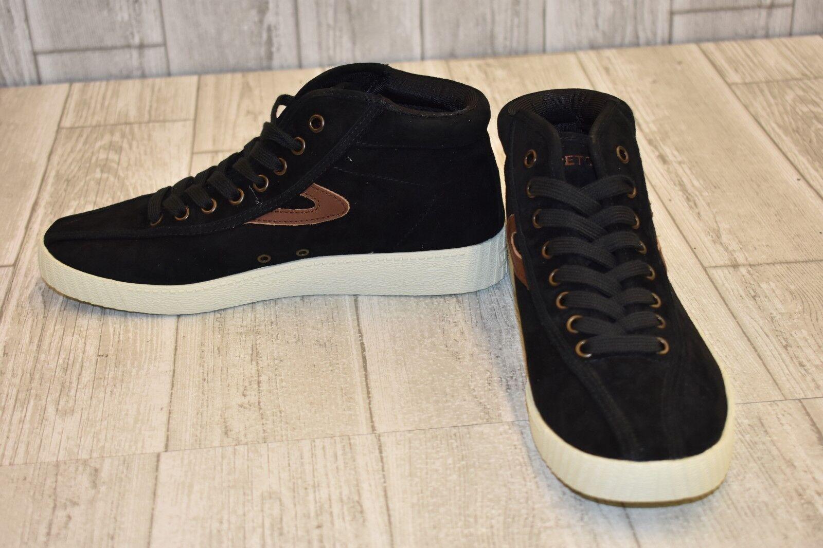 Tretorn NYLITEHI7 Sneakers - Men's Size 7 - Black