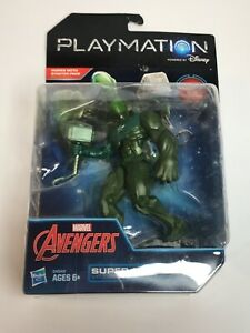 Playmation-Marvel-Avengers-Villian-Action-Figures-Super-Adaptoid-FREE-SHIPPING