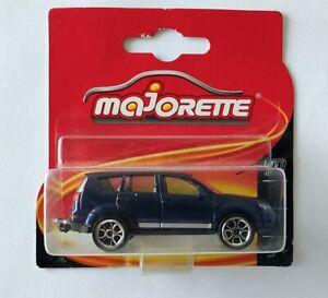 Majorette-Mitsubishi-Outlander-Blue-SUV-292G-diecast-model-car-limited