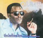 The Bottom Line [Digipak] by O.V. Wright (CD, Mar-2014, Fat Possum)