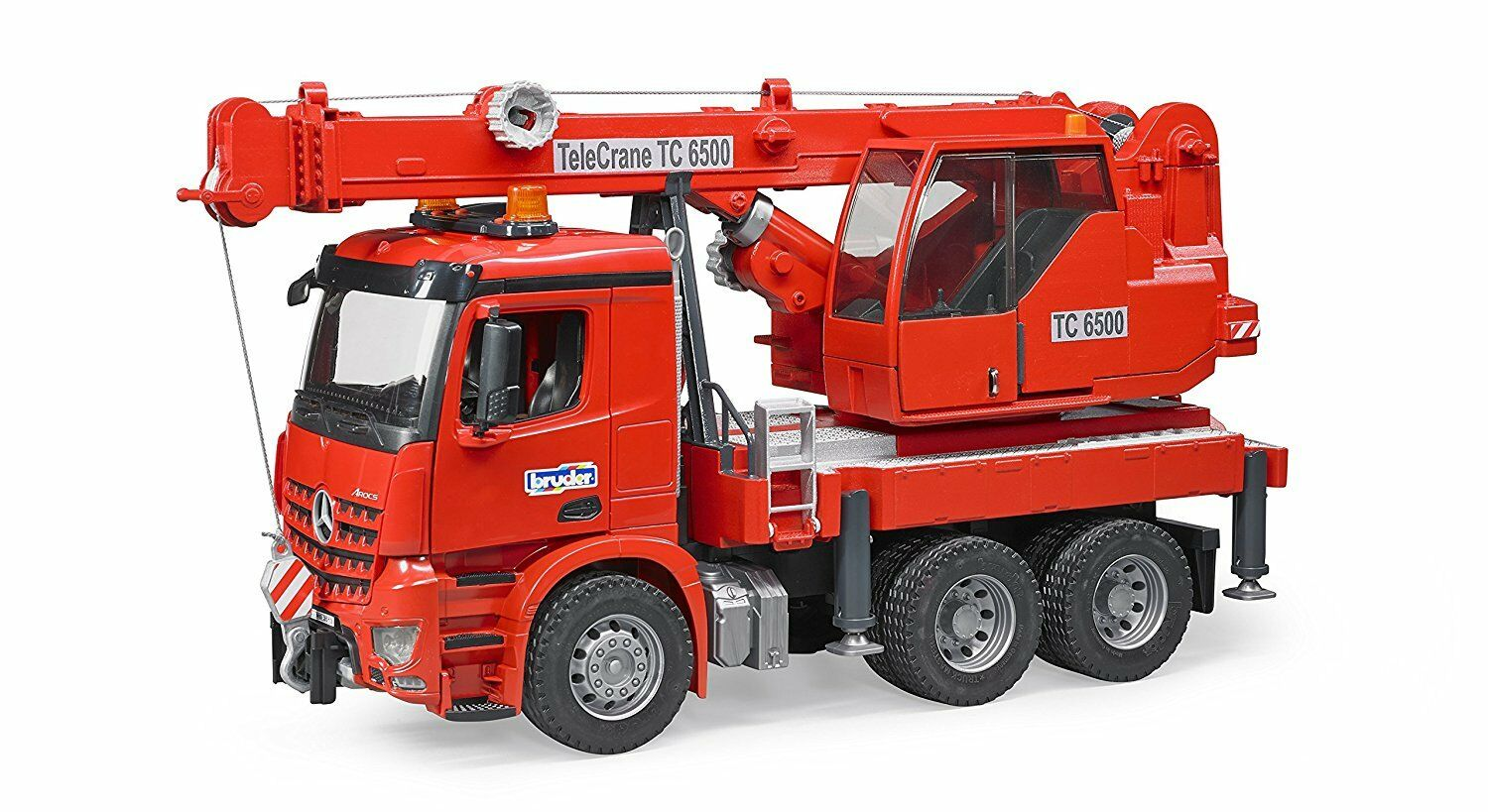Bruder MB Arocs grue camion avec Light & Sound