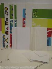 Oriental Doll Die Cut Decoupage Card/Env (589878) Cardmaking Scrapbooking Crafts