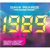 Dave Pearce - The Dance Years 1989 (2 X CD)