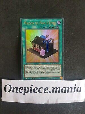 Maison de Pain d/'Epice BLHR-FR004 Yu-Gi-Oh VF//ULTRA BLHR-EN004