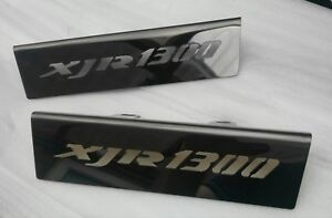 YAMAHA-XJR-1300-2005-5WMA-5WMB-BLACK-MIRROR-POLISHED-STAINLESS-ENGINE-HEAD-COVER