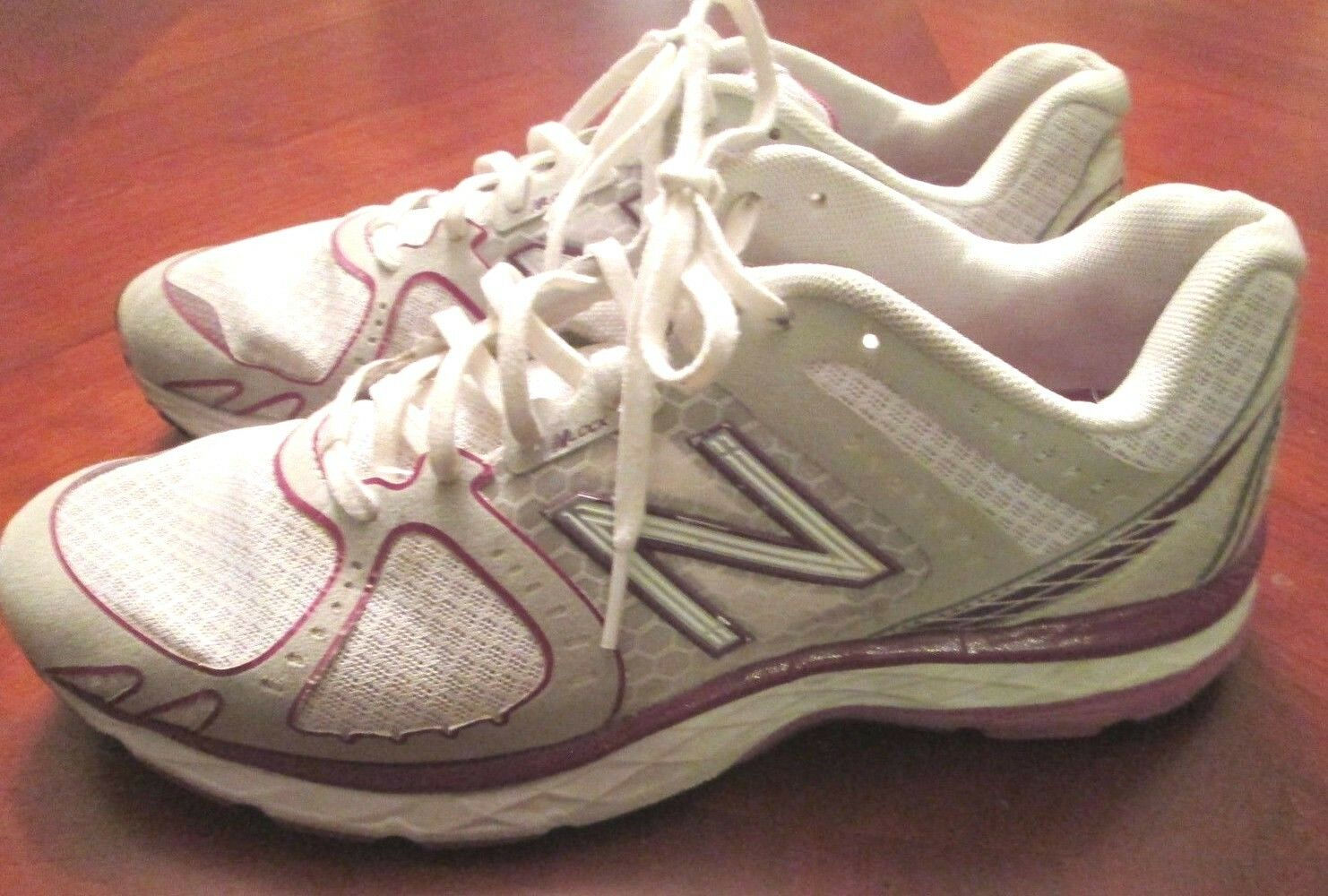 WOMEN'S NEW BALANCE 790 RUNNING SHOES SIZE 10 B W790WP 1