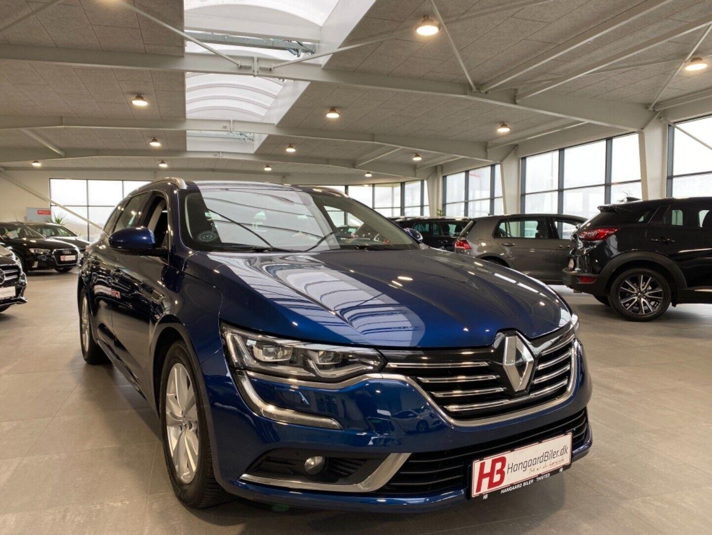 Renault Talisman 1,6 dCi 160 Intens Sport Tourer EDC 5d - 219.800 kr.