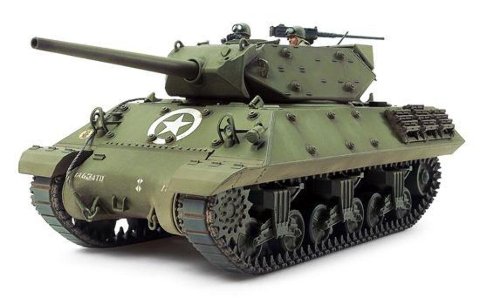 Tamiya U.S. Tank Destroyer M10 (Mid Production)
