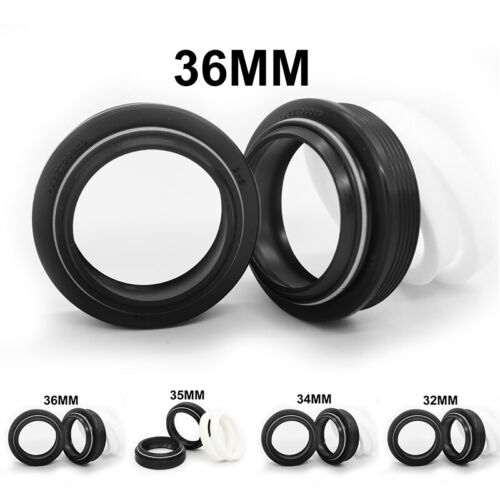 Bike Bicycle Front Fork Dust Seal Oil Seals For Fox//Rockshox//X-fusion