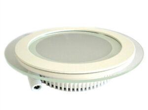Foco-Led-Empotrable-Rodondo-12W-Diametro-160mm-Blanco-Neutro-4300K-Con-Vidrio