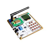 1pcs A6 Quad-band Gprs/gsm Module Full Test Board 850 900 1800 1900mhz Network A