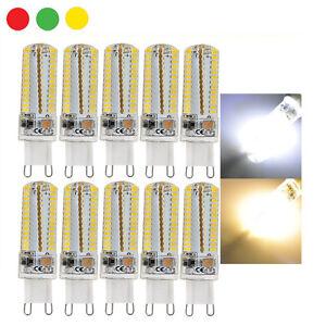 10-x-Lampadina-G9-5W-96-LED-220V-SMD-Lampada-Lampadine-Luce-Bianca-Calda-Fredda