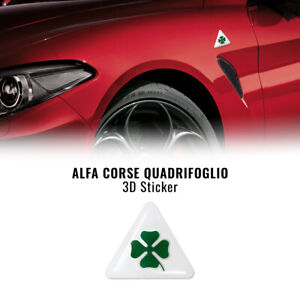 Adesivo-Alfa-Romeo-3D-Quadrifoglio-Verde-5-cm