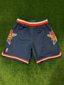 Mitchell-amp-Ness-NBA-All-Star-EAST-1993-Authentic-Shorts-Size-Large