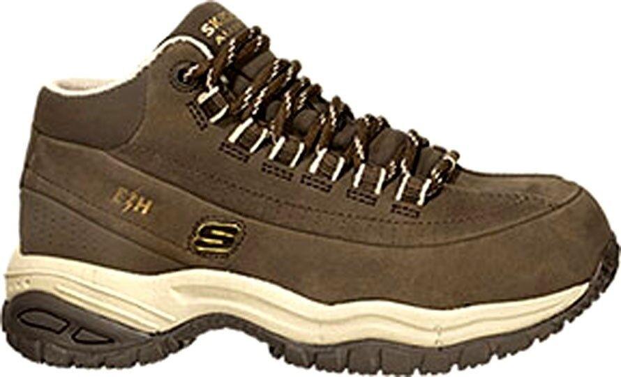 New Skechers 76414 Work S/R EH Hiker 76414 Skechers steel toe  Damenss schuhe  Größe 9.5 1e6fb3