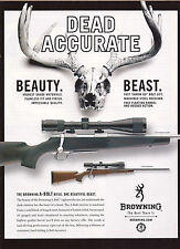 2006 BROWNING A-Bolt Stainless Stalker & Medallion Rifle Ad
