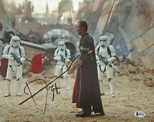 Donnie Yen Signed 11x14 Photo BAS Beckett COA Rogue One A Star Wars Story Auto'd