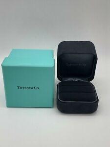 Tiffany-amp-Co-Original-Joyeria-Par-De-Anillos-Estuche-Exterior-Caja-0626029