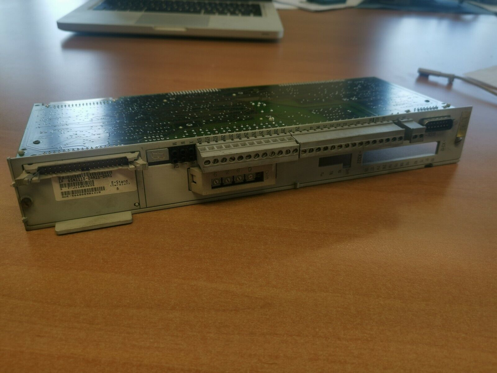 Siemens 6SN1118 0AA11 0AA1 Simodrive