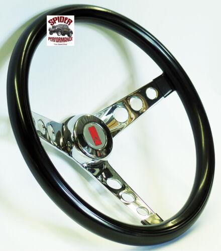 """1969-1993 Oldsmobile steering wheel 13 1//2/"""" GLOSSY GRIP"""