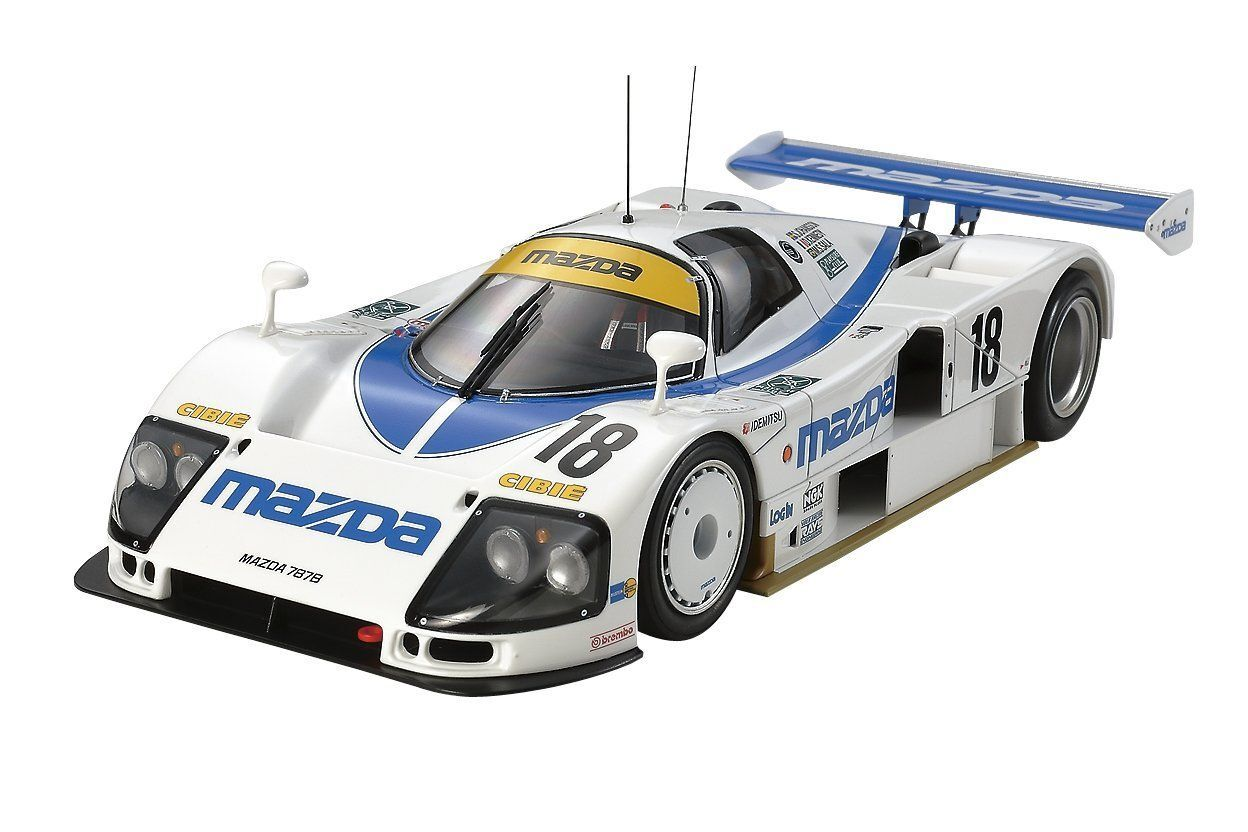 1 24 Sports Car Series No.326 Mazda 787B No.18 1991 Le Mans 24 326