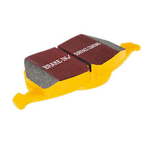 Yellow Stuff Performance Front Brake Pads EBC Yellowstuff DP42070R